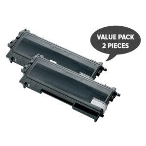 2 x TN-155Bk Black Premium Generic Toner