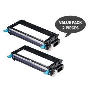 2 x 3110 3115 Black Premium Generic Toner