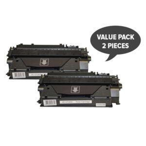 2 x CF280X #80x  Premium Generic Toner