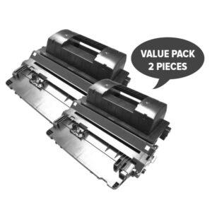 2 x CC364A HP #64 Black Premium Generic Toner