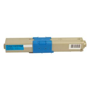 44973547 #301 Cyan Premium Generic Toner