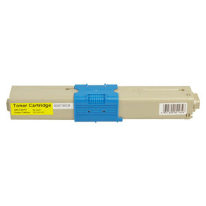 44973545 #301 Yellow Premium Generic Toner