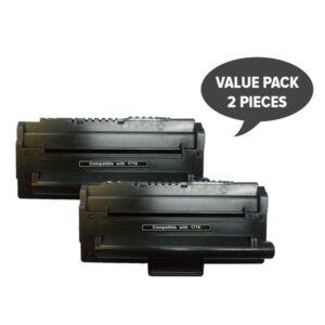 2 x ML-1700 ML-1710 ML-1710D3 SCX-4100D3 SCX-4216 34217HR 18S0090 CWAA0524 X215 18S0090 Universal Premium Generic Toner