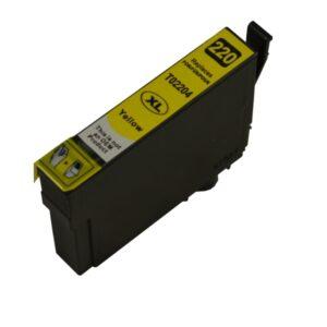 220YXL Yellow Premium Compatible Inkjet Cartridge