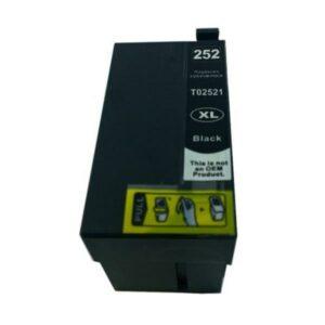 252XL C13T253192 Black Premium Compatible Inkjet Cartridge