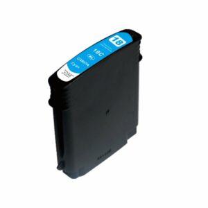 18 #18 High Yield Cyan Compatible Inkjet Cartridge