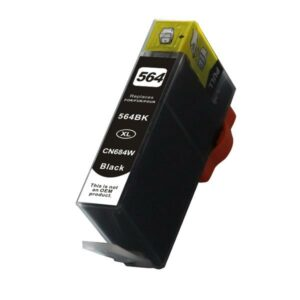 564XL Black Compatible Inkjet Cartridge