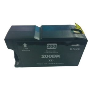 200XL / 220XL Pigment Black Compatible Inkjet Cartridge