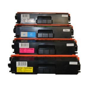 TN-346 Series Premium Generic Toner Set