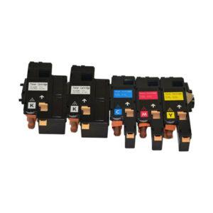 1660 1660W Series Generic Toner Set PLUS Extra Black
