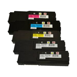3760 Series Premium Generic Toner Set PLUS Extra Black