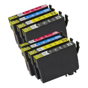 200XL Premium Compatible Colour Inkjet Set x 2