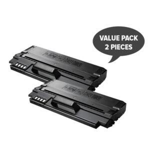 2 x ML-1630 ML-D1630A SCX-4500 Black Premium Generic Laser Toner Cartridge