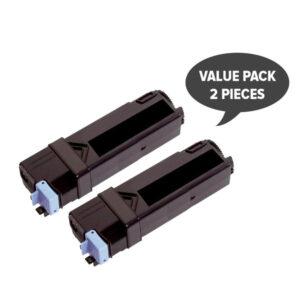 2 x 2130 2135 Black Premium Generic Toner