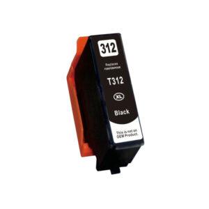 312XL Premium Black Compatible Inkjet Cartridge