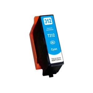 312XL Premium Cyan Compatible Inkjet Cartridge