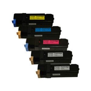 2150 Premium Generic Toner Set PLUS Extra Black