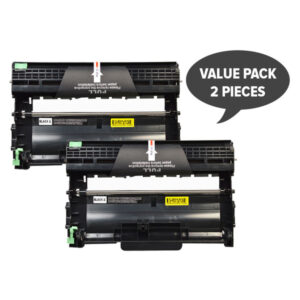 2 x DR-2225 Premium Generic Drum Unit