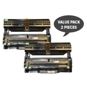 2 x DR-2325 CT351055 Premium Generic Drum Unit