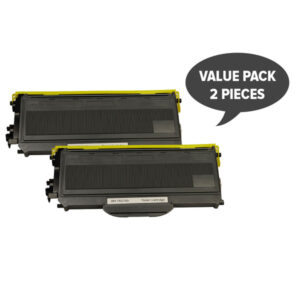 2 x TN-2150 TN360 SP1200 Black Premium Toner