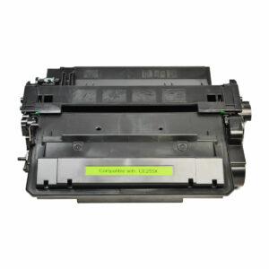 CE255X #55X Cart-324ii Black Compatible Laser Toner
