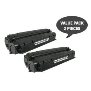2 x Q2613X HP #13X/C7115X Premium Generic Toner