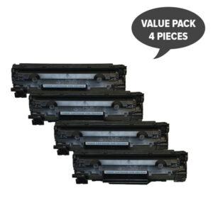 CE278 HP #78A Cart326 Black Generic Toner x 4