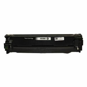 CE320 #128A Black Premium Generic Toner