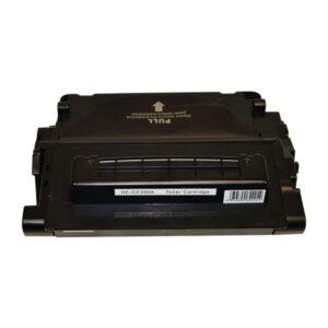 CE390A #90A Premium Generic Black Toner Cartridge