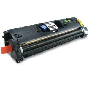 Q3962A C9702 C3960 EP-87 CART301Y Yellow Toner Cartridge