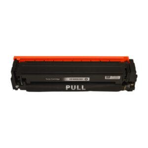 CF400X #201X Premium Generic Black Toner Cartridge