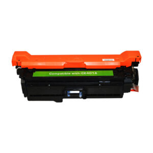 CE401A #507A Premium Generic Cyan Toner