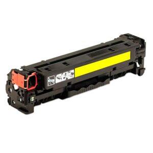CART-318Y CC532A #304A CART-418Y Yellow Premium Generic Toner