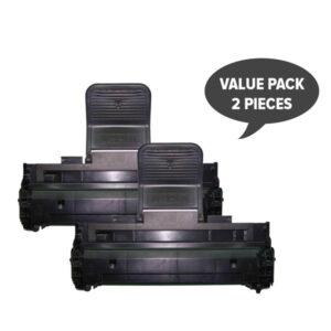 2 x ML-1210D3 10S0063 109R639 E210 Black Premium Generic Toner