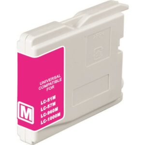 LC37 LC57 Magenta Compatible Inkjet Cartridge