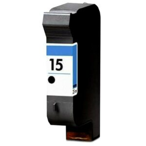 15 #15 Remanufactured Inkjet Cartridge