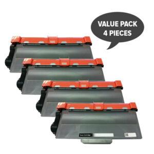 TN-3340 Premium Generic Laser Cartridge (Set of 4)