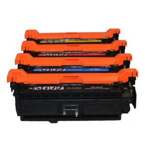 CE250X #504 Series Premium Generic Toner Set