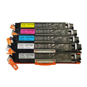 CE310 Series Generic Toner Set PLUS Extra Black