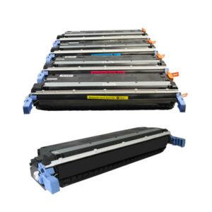 C9730 Series Generic Toner Set PLUS Extra Black