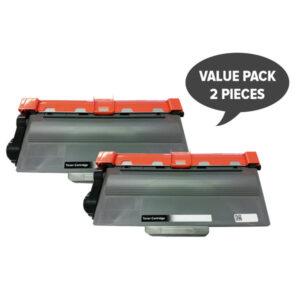 TN-3340 Premium Generic Laser Cartridge X 2