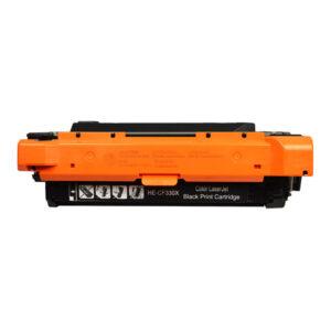 CF330X #654X Black Premium Generic Toner
