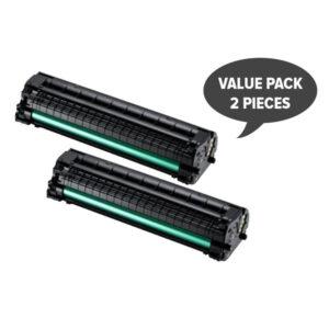 2 x MLT-D104S Black Premium Generic Toner